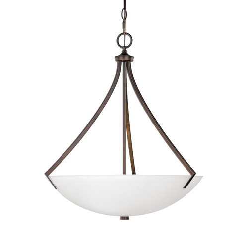 Stanton 3-Light Bowl Pendant