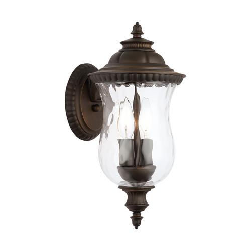 Ashford 2-Light Outdoor Wall Mount