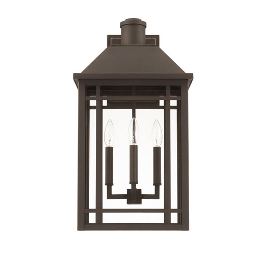 Braden Outdoor Wall Light