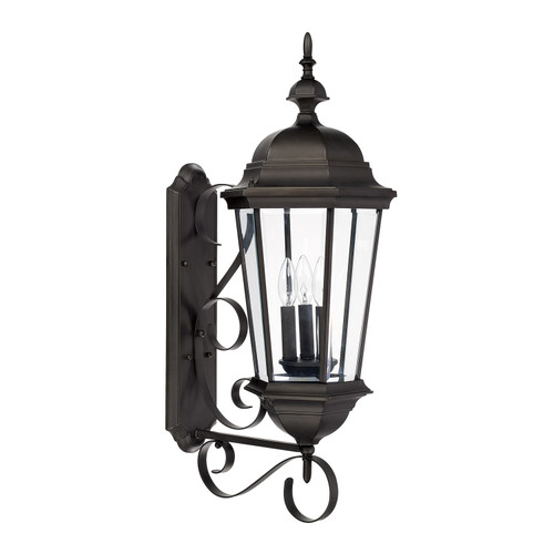 Carriage House Outdoor Wall Mount
