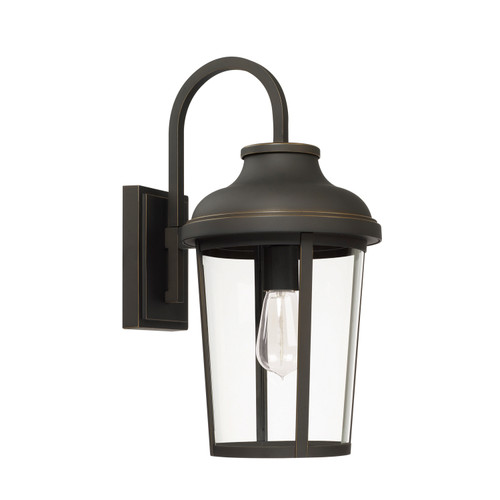 Dunbar 1-Light Outdoor Wall Mount