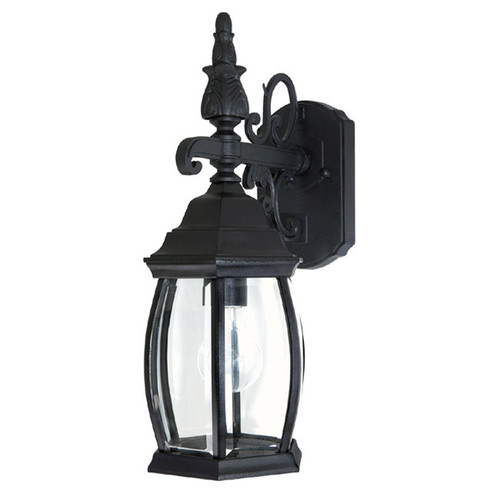 French Country 1-Light Outdoor Wall Mount