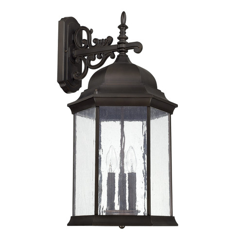 Main Street Outdoor Wall Lantern