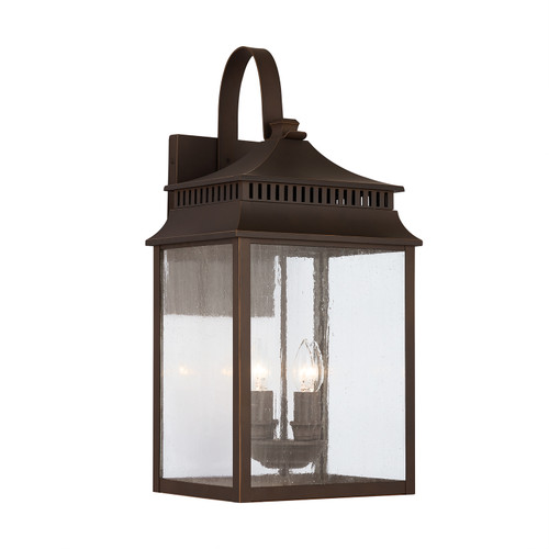 Sutter Creek Outdoor Wall Sconce