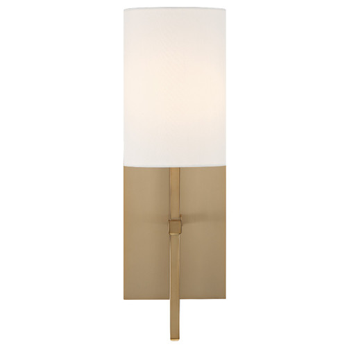 Crystorama Veronica 1 Light Sconce