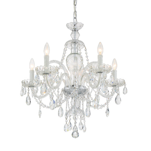 Candace 5 Light Chandelier