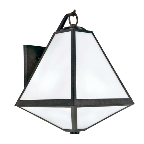 Brian Patrick Flynn for Crystorama Glacier Outdoor 3 Light Wall Mount