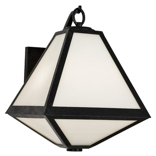 Brian Patrick Flynn Crystorama Glacier Outdoor 2 Light Wall Mount