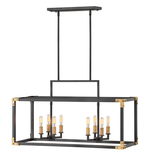 Selby Linear Chandelier