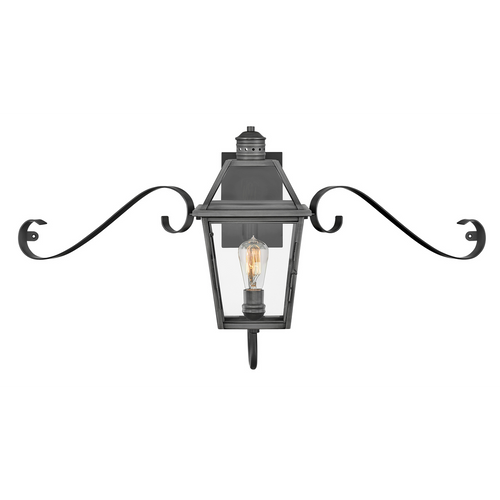 Hinkley Nouvelle Outdoor 120V Scroll Wall Sconce