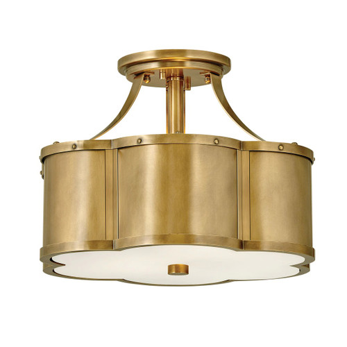 Hinkley Chance Foyer Semi-flush Mount