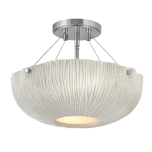 Hinkley Coral Foyer Semi-flush Mount