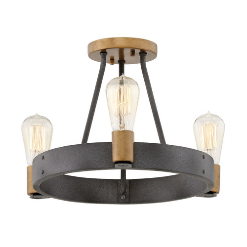 Hinkley Silas Foyer Semi-flush Mount