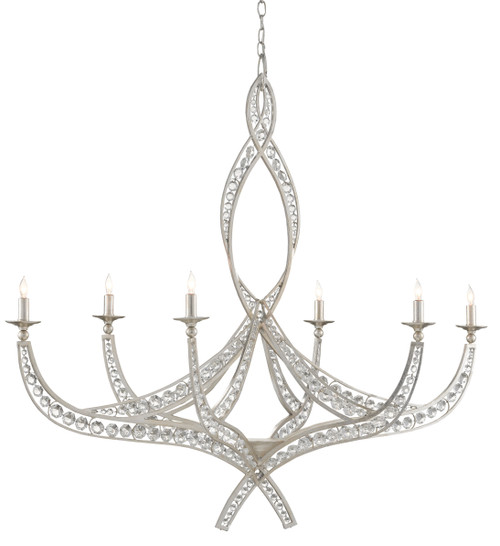 Currey And Company Firebird Chandelier