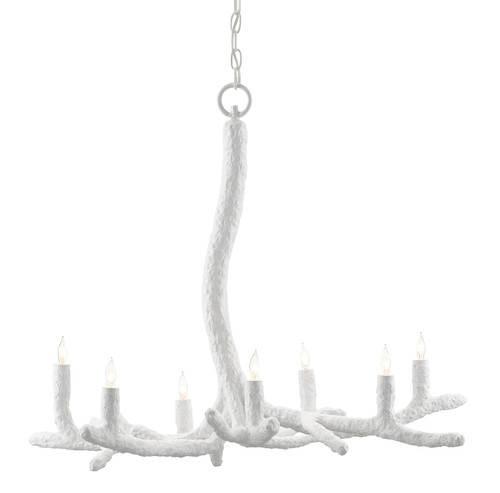 Currey And Company Inverno Chandelier