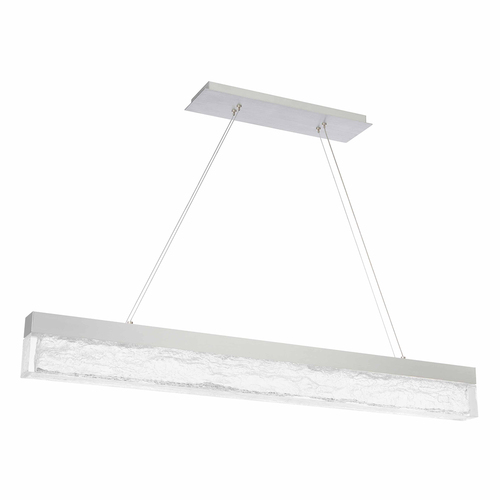 Effervescent Linear LED Pendant