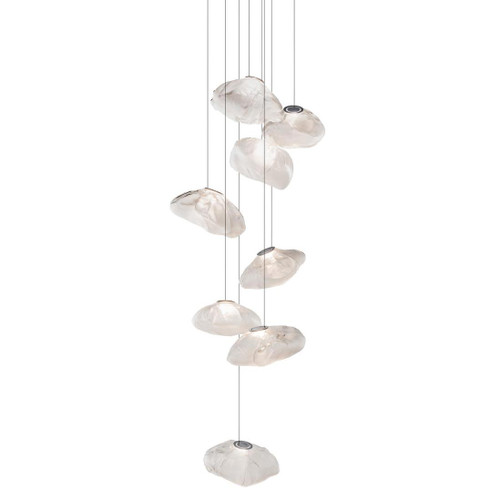 73 Series Round Multi Light Pendant