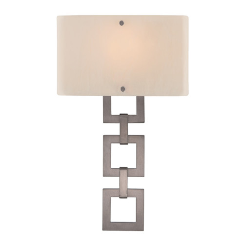 Carlyle Square Link Wall Sconce