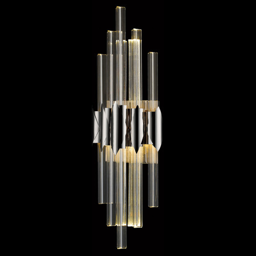 Glacier Cylindrical Wall Sconce