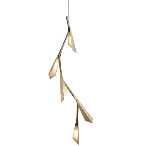 Quill LED Vertical Pendant