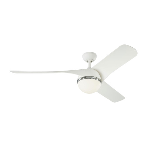 Akova Indoor/Outdoor Ceiling Fan With Light