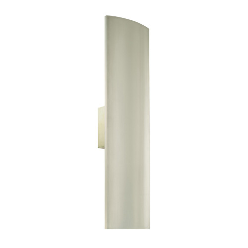 Shown in Satin Nickel with Metal Shade