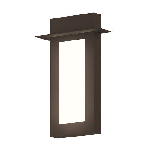 Shown in 18 inch Textured Bronze with Textured Bronze Shade