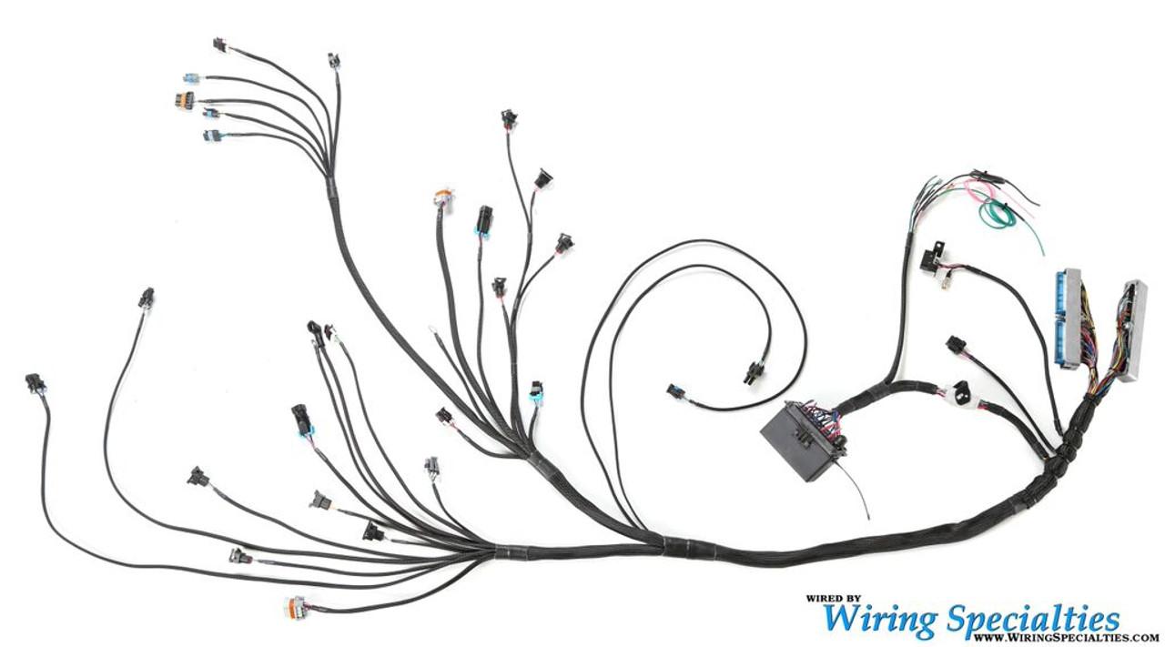 [QMVU_8575]  Datsun 240Z LS1 Swap Wiring Harness | Wiring Specialties | 240z Wiring Harness |  | Wiring Specialties