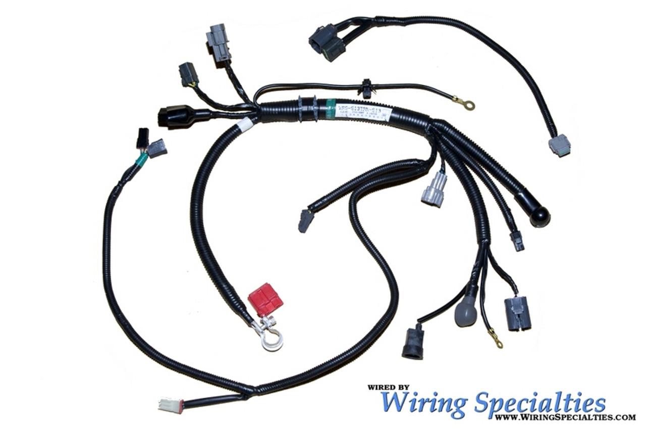 Nissan Alternator Wire Harnes - Wiring Diagram