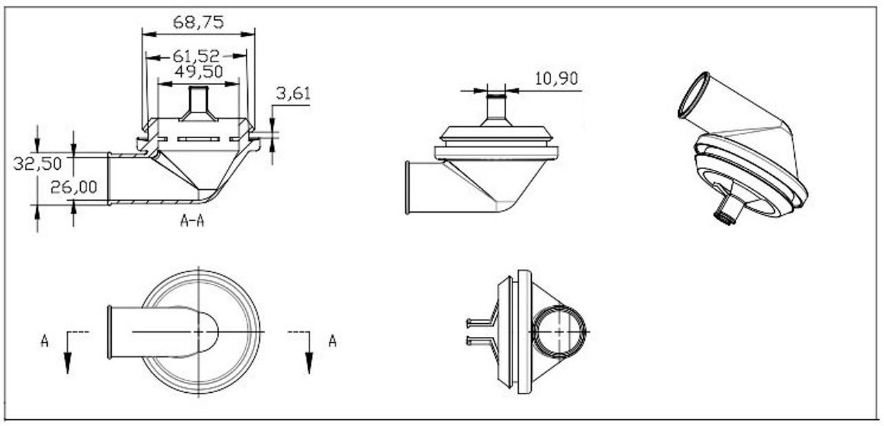 Nissan Firewall Boot Wiring Specialties