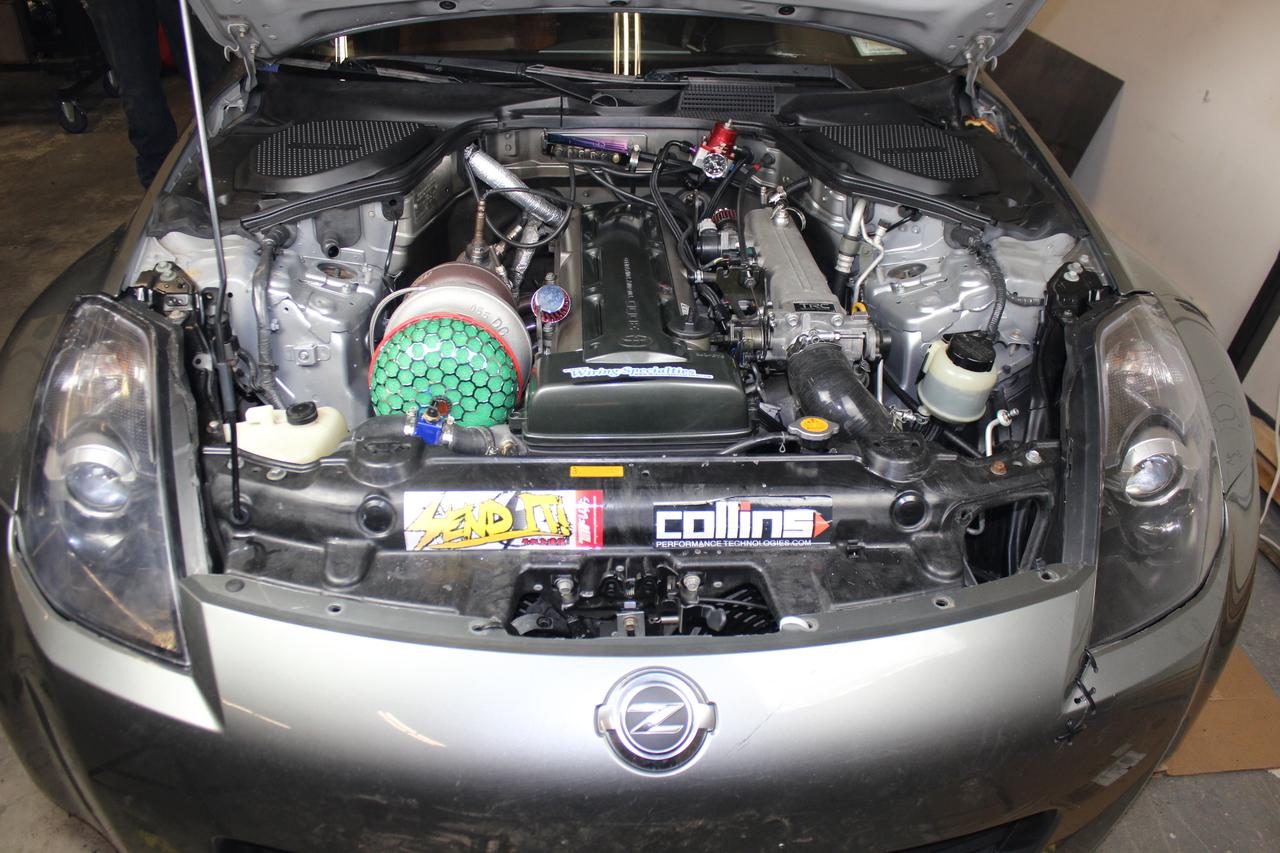 350Z 1JZGTE Swap Wiring Harness | Wiring SpecialtiesWiring Specialties