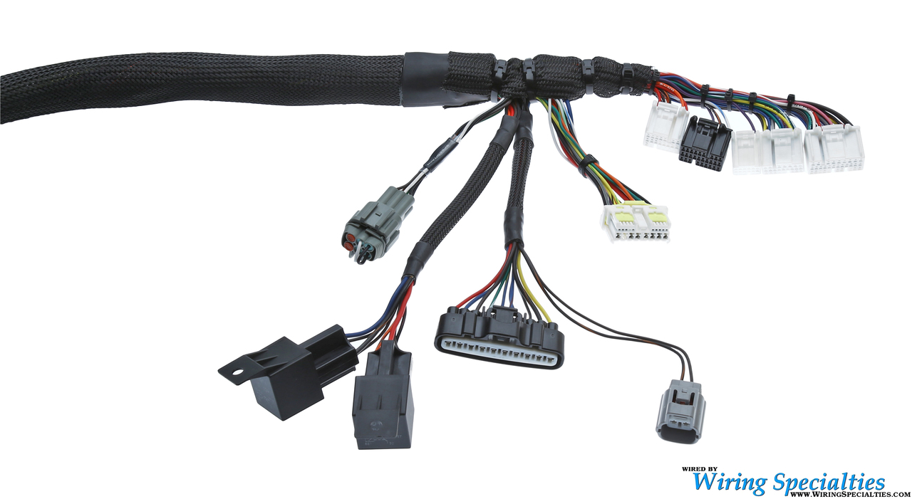 Universal / Standalone Wiring Harness for a 2JZGTE VVTi Swap - PRO on