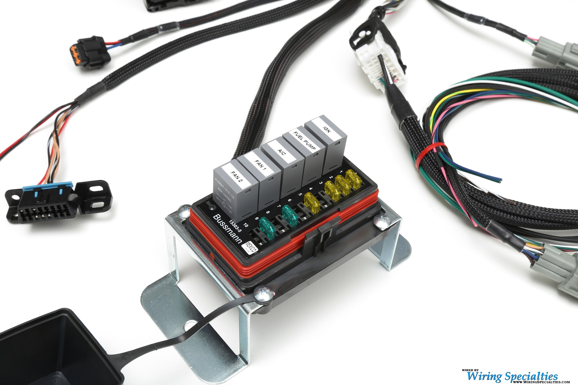 Classic Chevrolet 5.3L Vortec Swap Wiring Harness | Drive by Wire | Wiring  SpecialtiesWiring Specialties