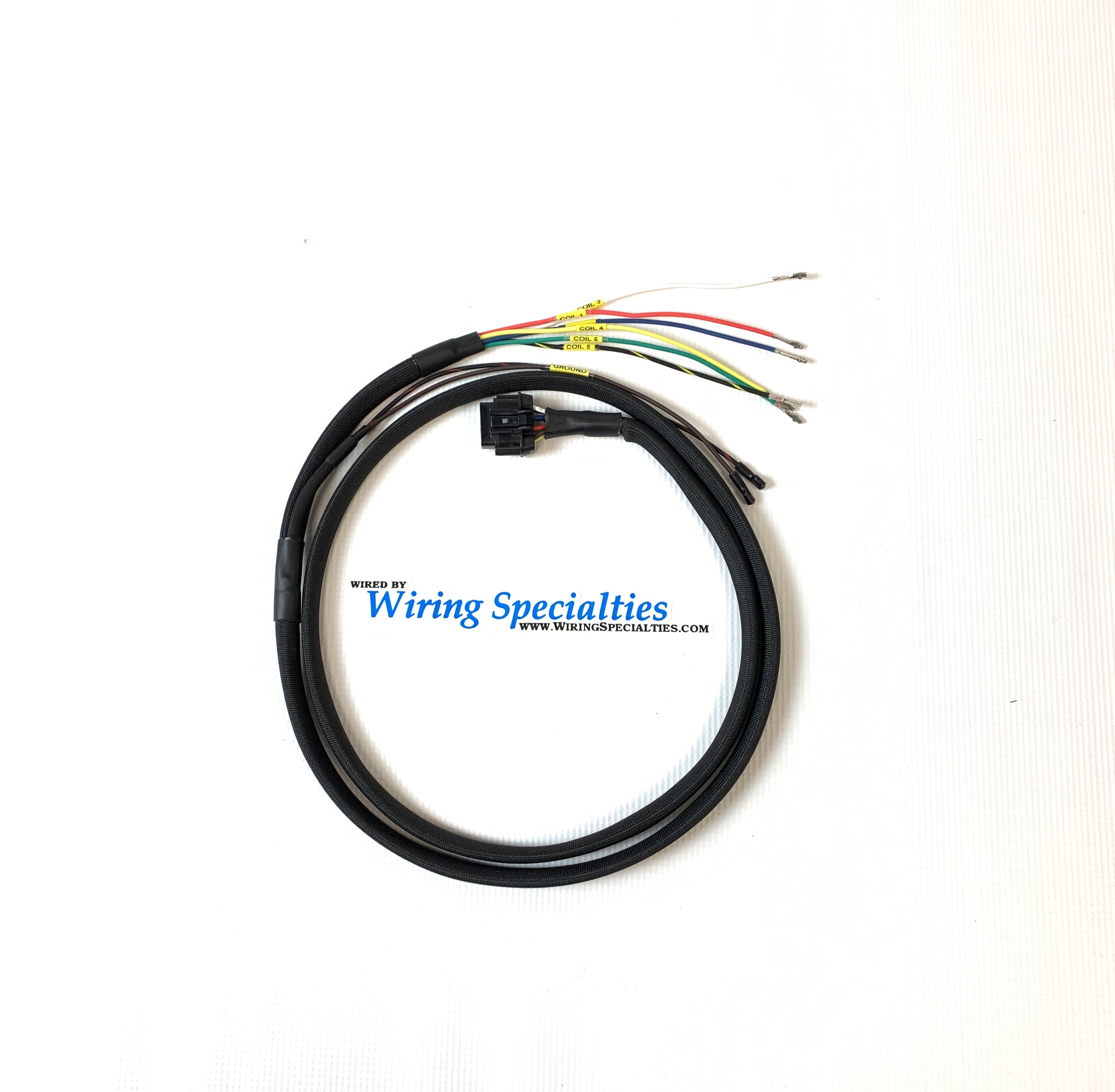 AEM A1A HO Coil Conversion Harness for 1JZGTE / 2JZGTE VVTi - Wiring  Specialties   Aem Jtec Harness Wiring      Wiring Specialties