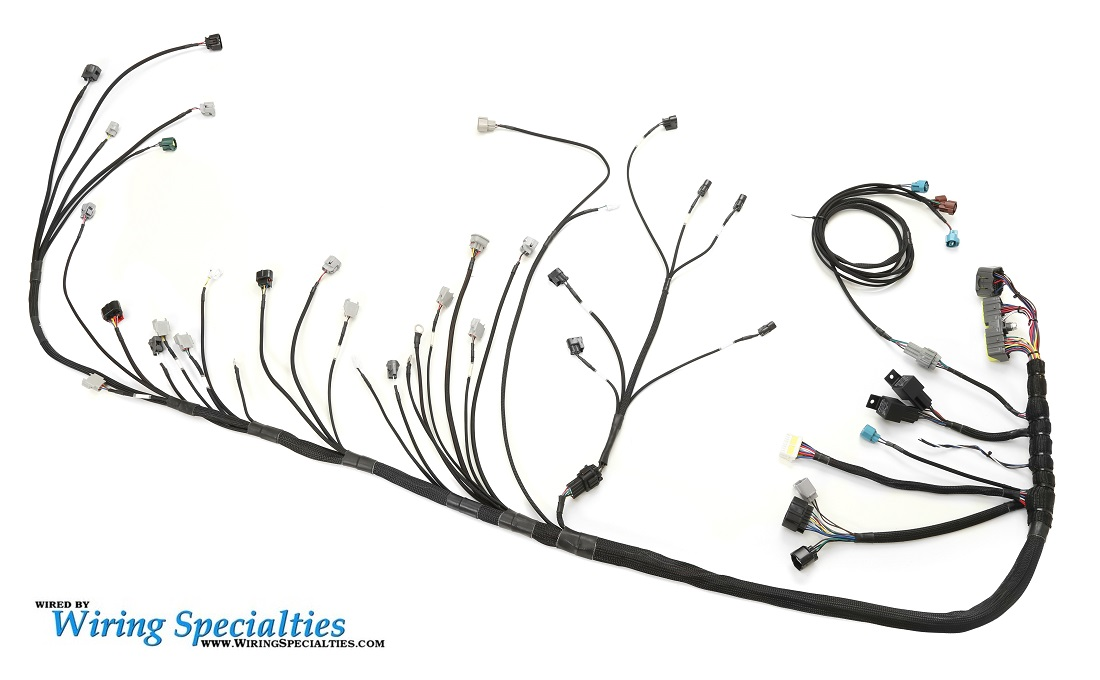 [SCHEMATICS_4CA]  Datsun 240Z 2JZGTE Swap Wiring Harness | Wiring Specialties | 240z Wiring Harness |  | Wiring Specialties
