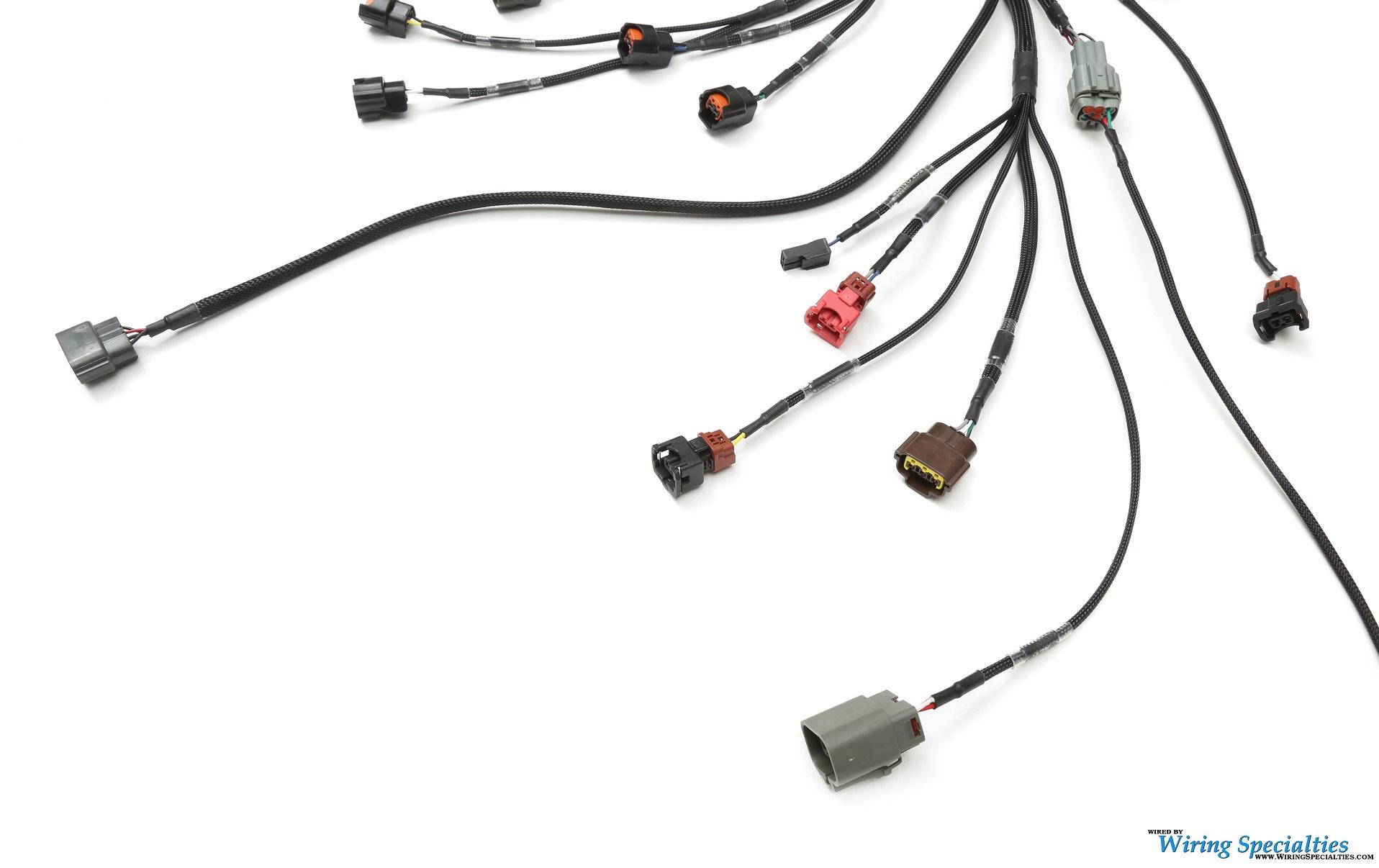 s13 240sx sr20det (s14) swap wiring harness   wiring specialties  wiring specialties