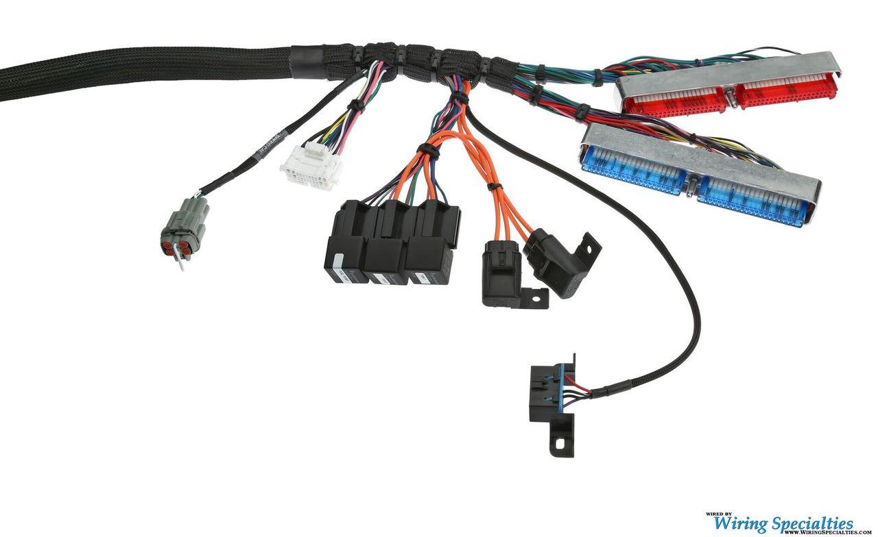 [DIAGRAM_38YU]  240sx LS1 / Vortec Swap Wiring Harness | Wiring Specialties | 240sx Ls1 Wiring Harness For |  | Wiring Specialties