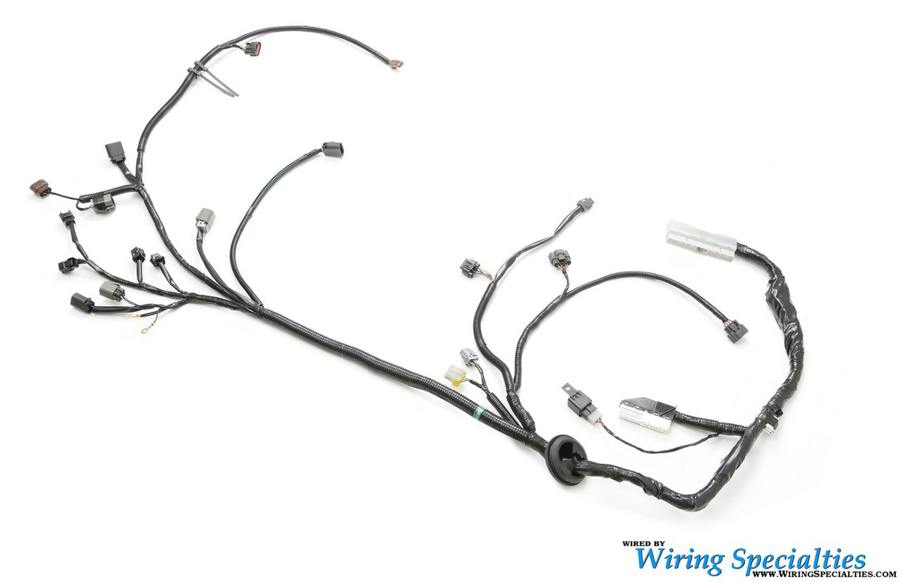 240sx S14 SR20DET Engine Harness   Wiring SpecialtiesWiring Specialties