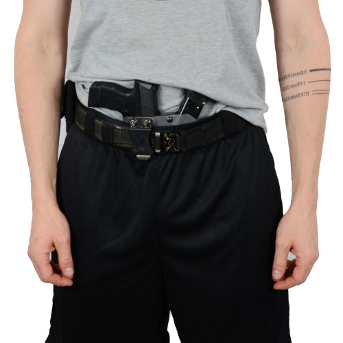 edc fit shorts front