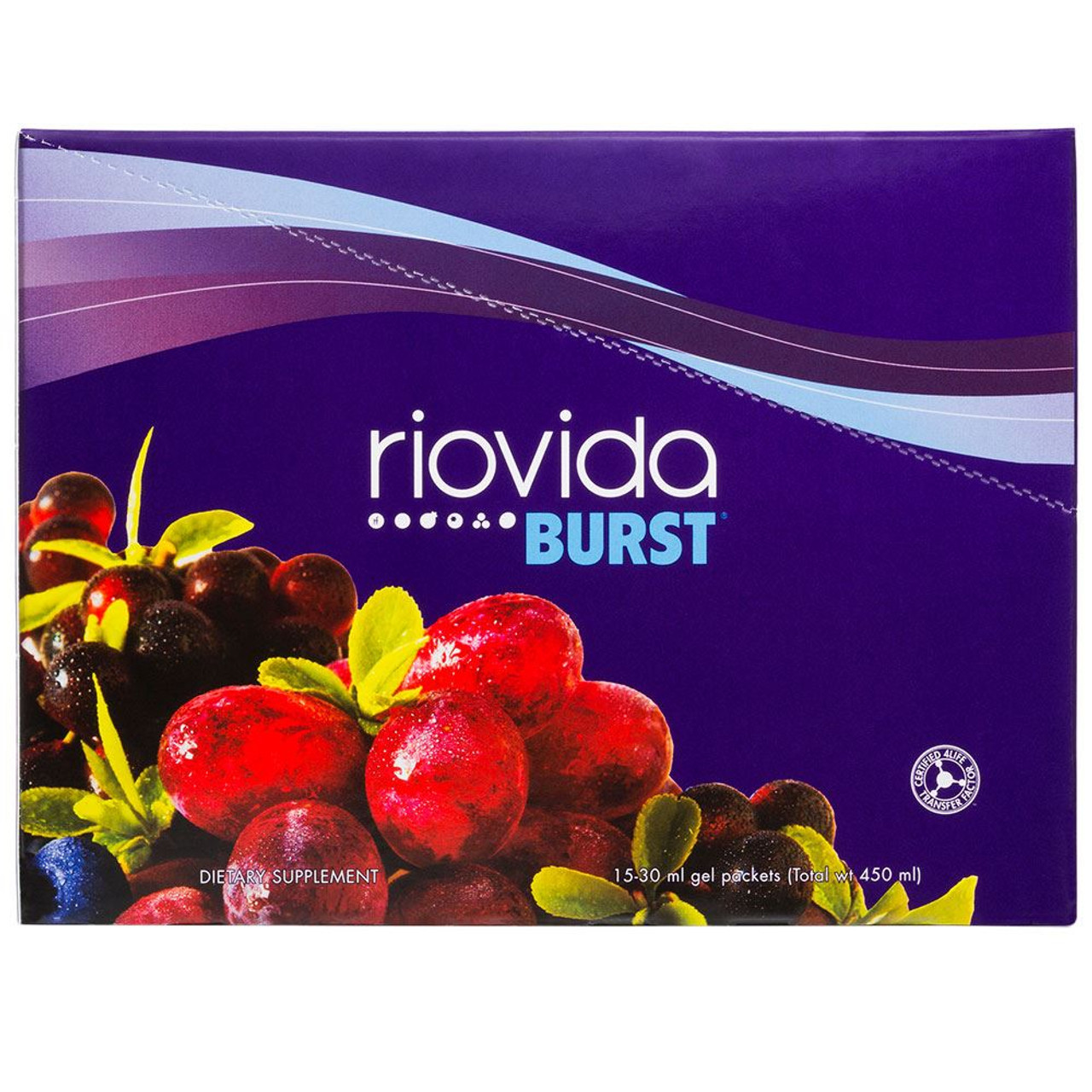 RIOVIDA BURST 15 - 1oz Travel Packs
