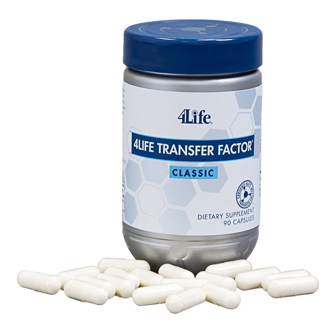 Transfer Factor Classic 90 Count Bottle