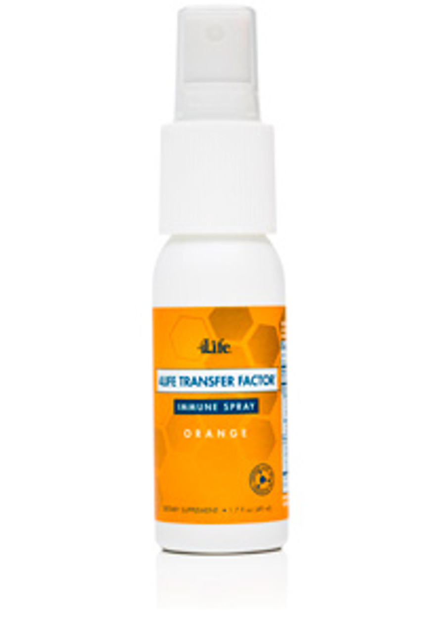 Transfer Factor Immune Spray Orange Flavor