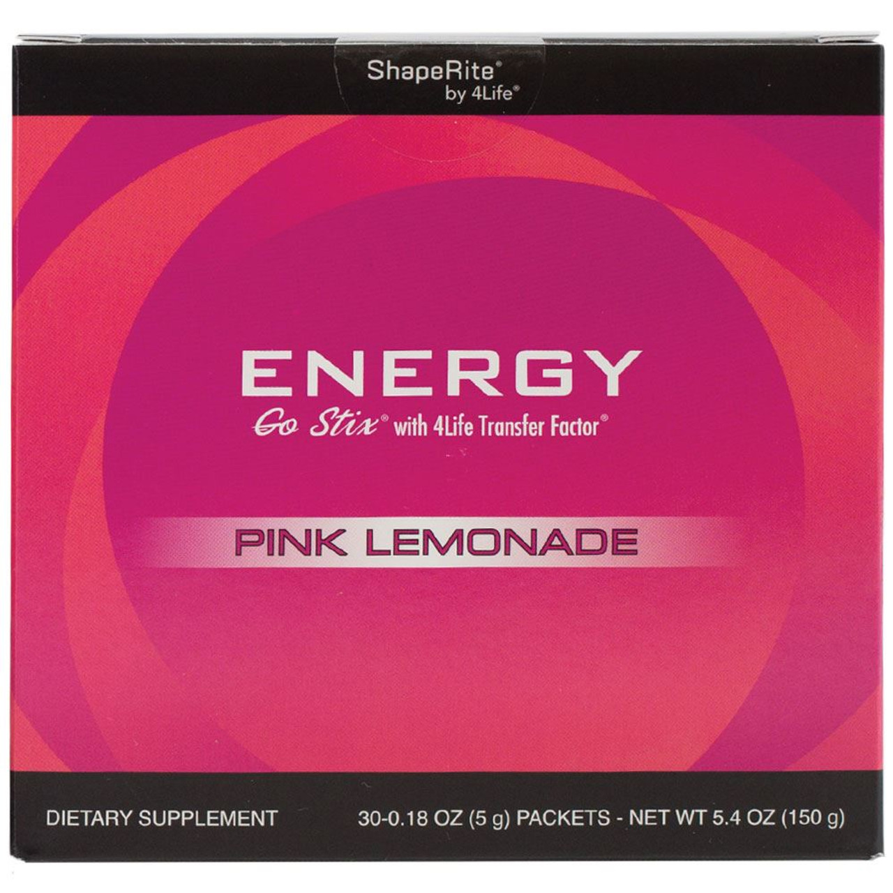 Energy by 4Life Pink Lemonade