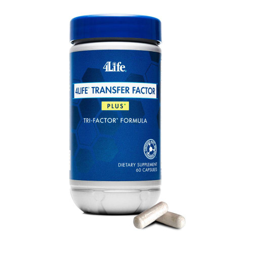 Transfer Factor Plus 60 Count Bottle (Free Shipping)