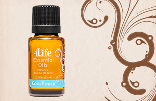 Combines wintergreen, peppermint, camphor white, chamomile, and Osmanthus fragrans essential oils.