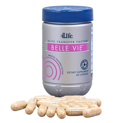 TRANSFER FACTOR BELLE VIE BY 4LIFE