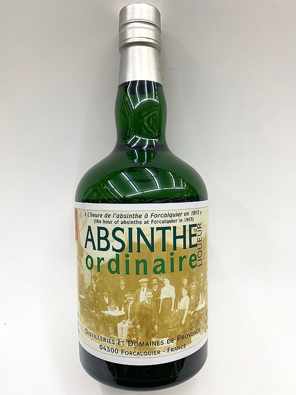 Absinthe Ordinaire Liqueur Quality Liquor Store