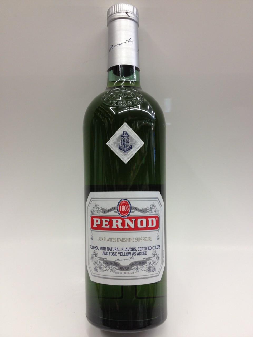 Pernod Absinthe 136 750ml Quality Liquor Store