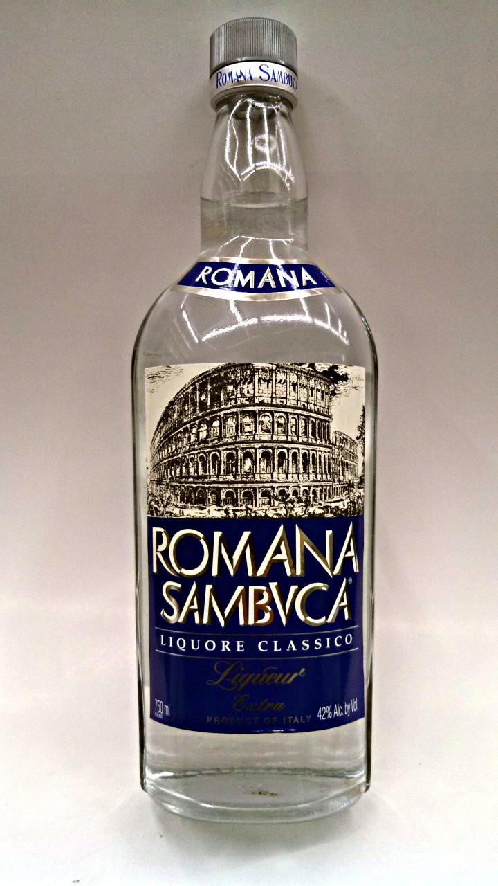 Romana Sambuca Liqueur   Quality Liquor Store