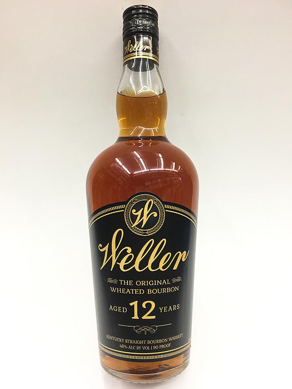 Wl Weller 12 Year 750ml